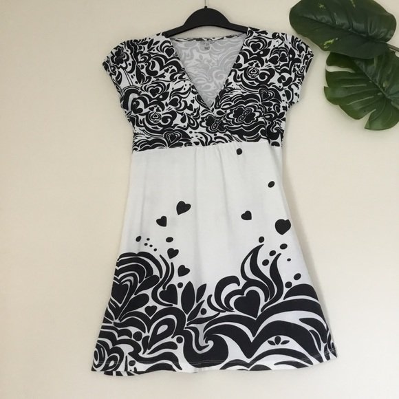 Vintage | Gorgeous Short Summer Dress